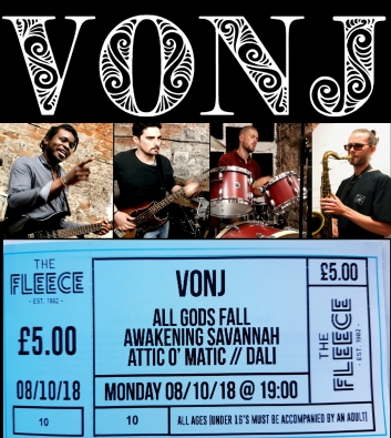 vonj band tickets