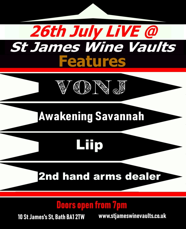 ST JAMES 26th July